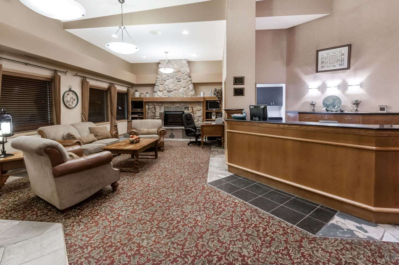 Lobby - Ramada Inn Stony Plain