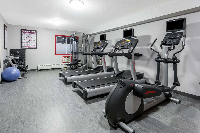 Fitness/ Exercise Room - Ramada Inn Stony Plain