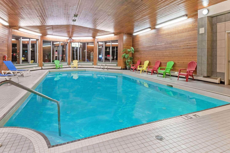 Pool - Ramada Inn Stony Plain