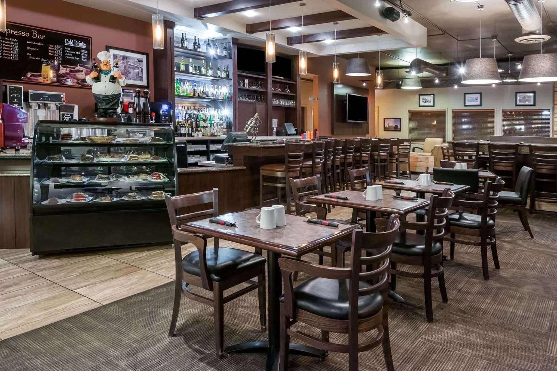 Restaurant - Ramada Inn Stony Plain