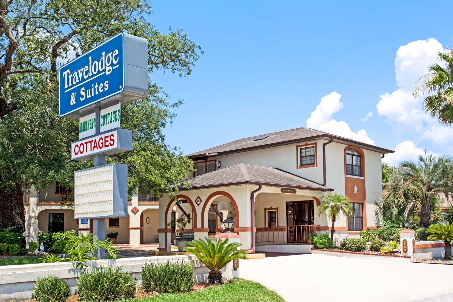 Exterior view - Travelodge Suites St Augustine