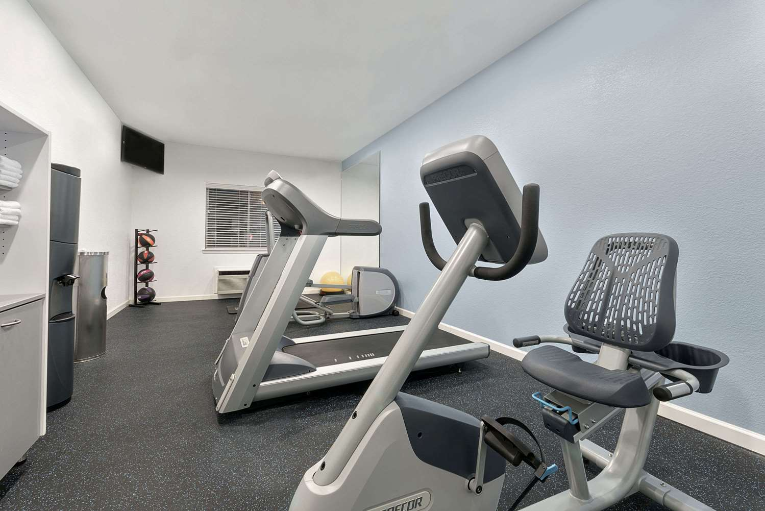 Fitness/ Exercise Room - Days Inn & Suites Northwest Dallas