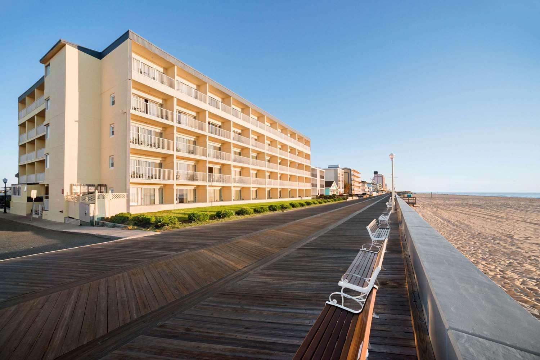 Exterior view - Howard Johnson Inn Ocean City
