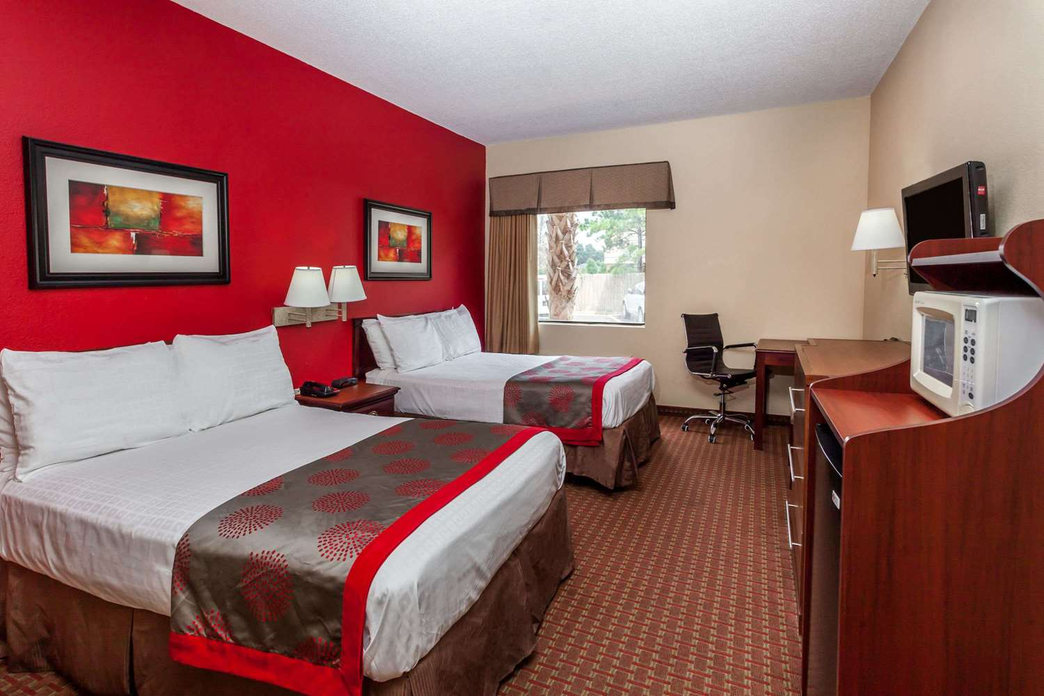 Room Ramada Limited Hotel Locust Grove
