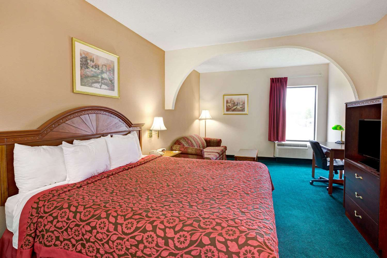 Suite - Days Inn Shively