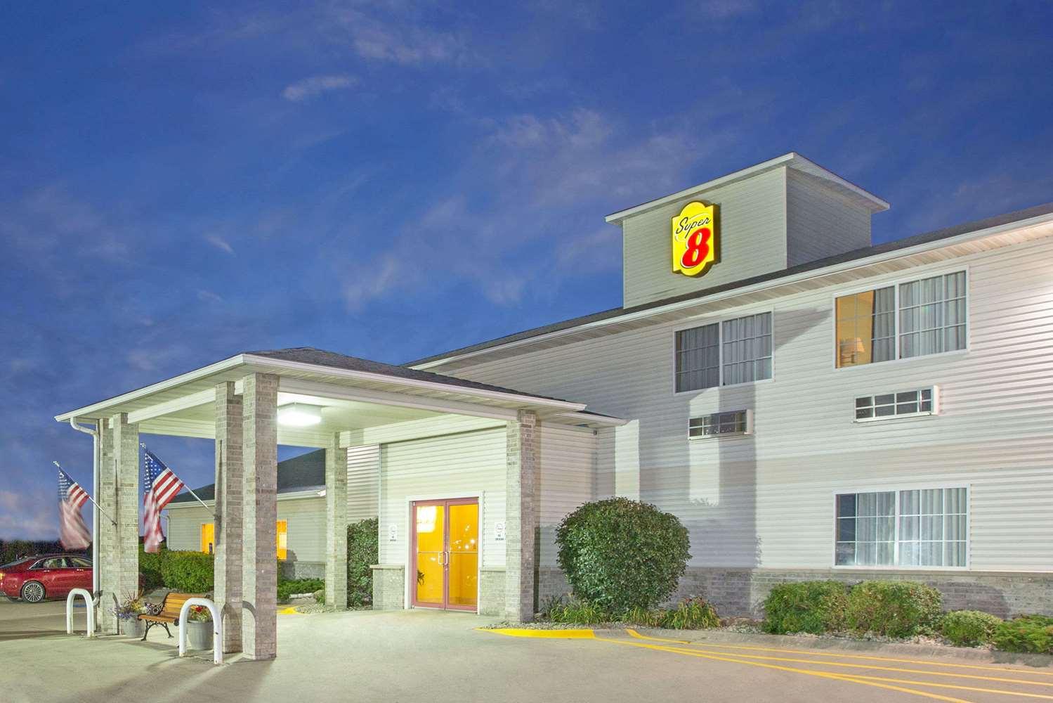Exterior view - Super 8 Hotel Clarinda
