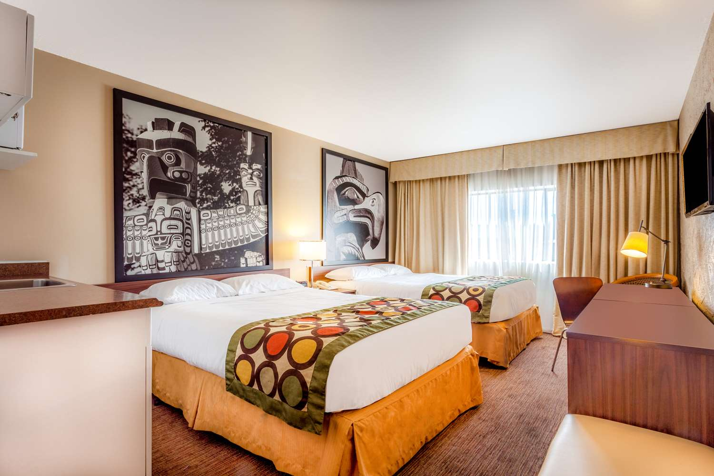Room - Super 8 Hotel Duncan