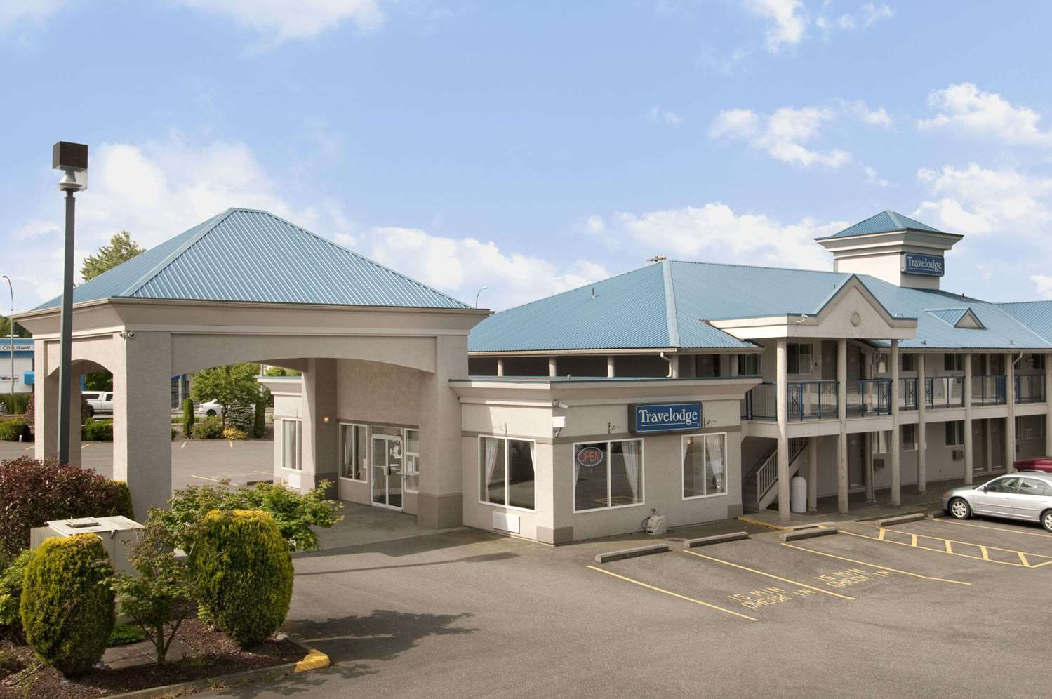 Exterior view - Travelodge Fraser Highway Langley