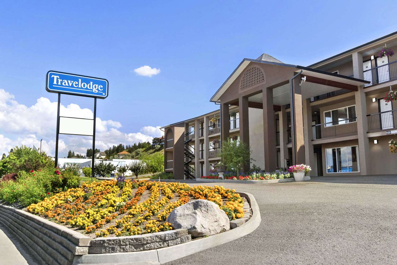 Exterior view - Travelodge Mountview Motel Kamloops