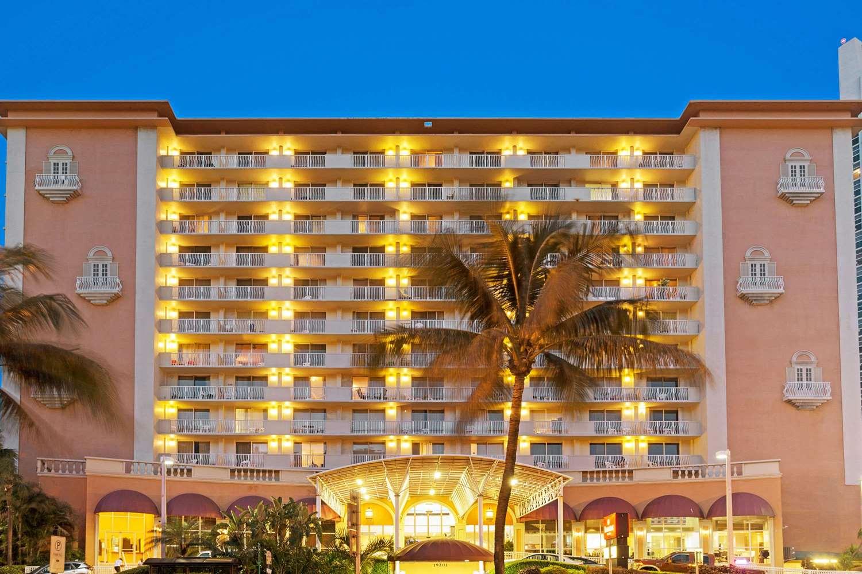 Exterior view - Ramada Inn Resort Sunny Isles Beach