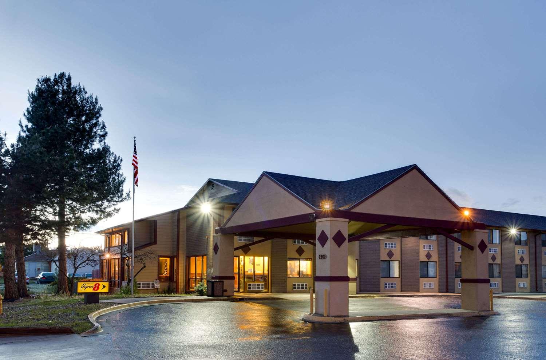 Exterior view - Super 8 Hotel Denver