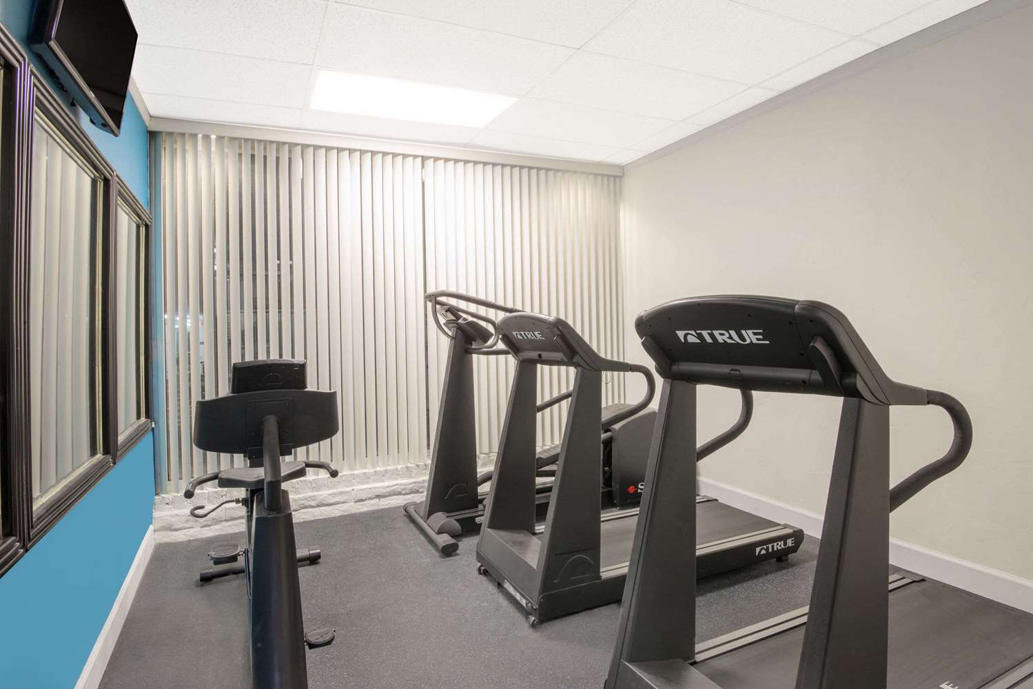 Fitness/ Exercise Room - Days Inn Colorado City