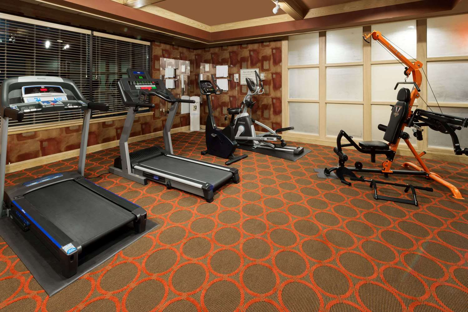 Fitness/ Exercise Room - Ramada Inn Downtown North Louisville