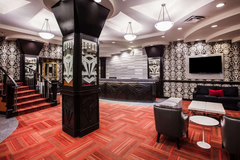 Lobby - Ramada Inn & Suites Downtown Vancouver