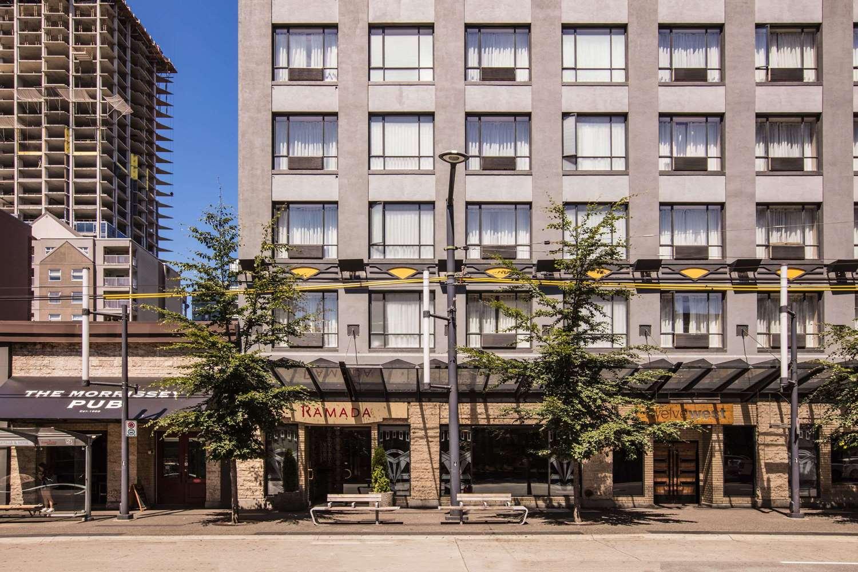 Exterior view - Ramada Inn & Suites Downtown Vancouver