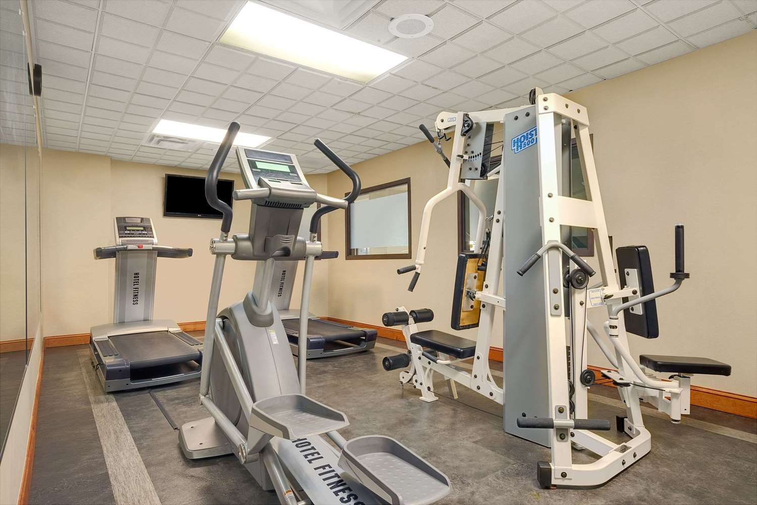 Fitness/ Exercise Room - Wingate by Wyndham Hotel Fargo