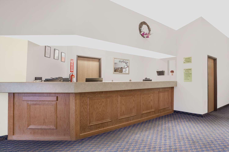 Lobby - Super 8 Hotel Cobleskill