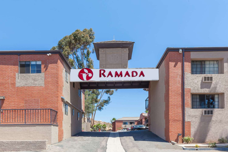 Exterior view - Ramada Inn Poway