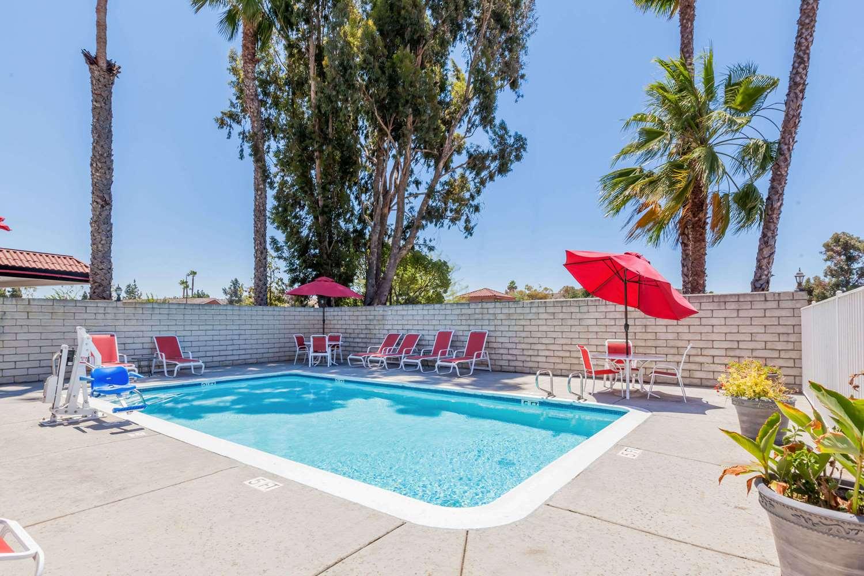 Pool - Ramada Inn Poway