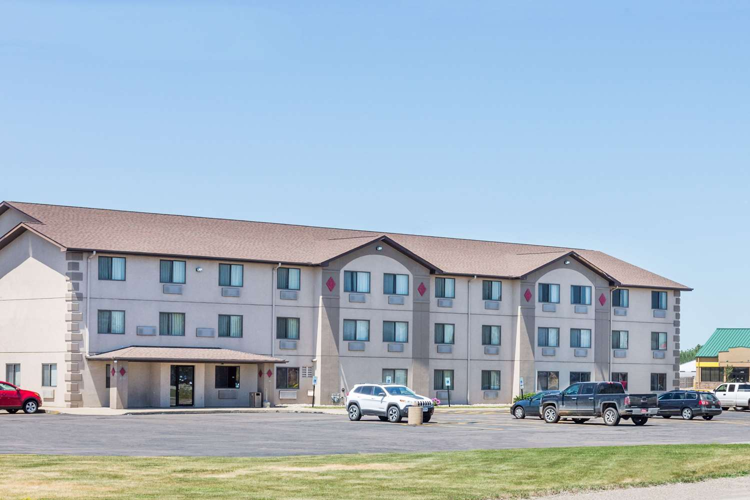 Exterior view - Super 8 Hotel South Sioux City
