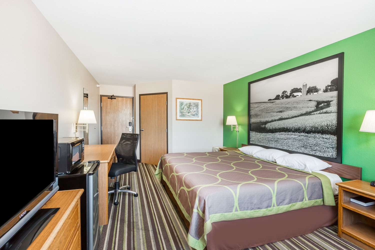Room - Super 8 Hotel South Sioux City