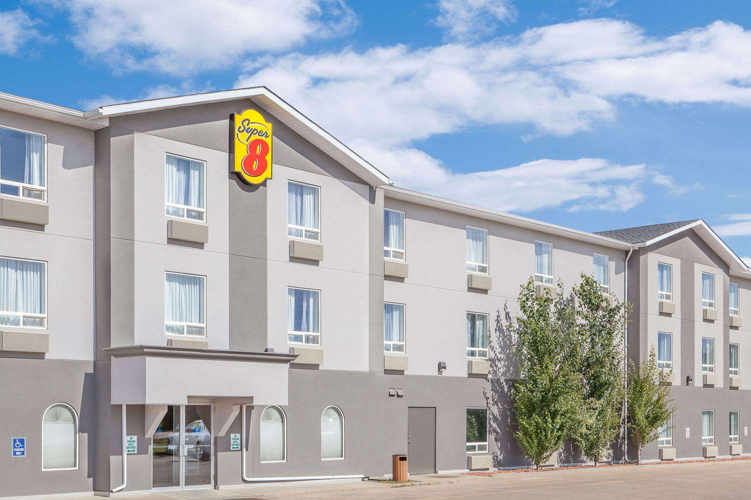 Exterior view - Super 8 Hotel Athabasca