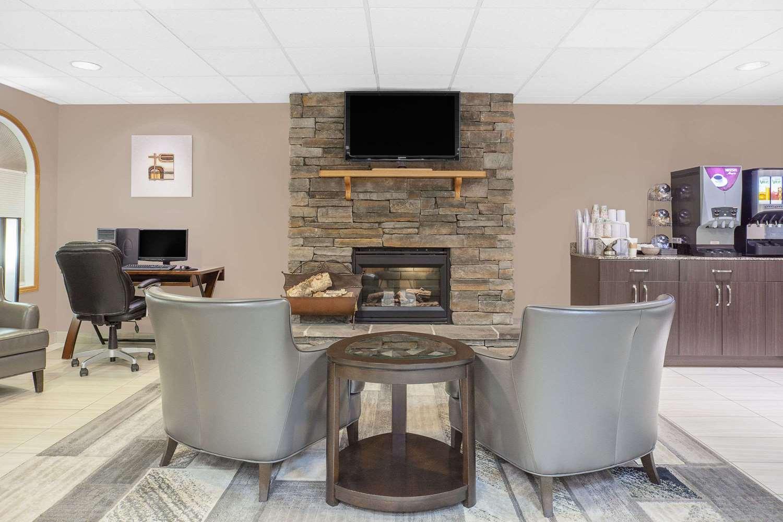 Lobby - Super 8 Hotel Athabasca