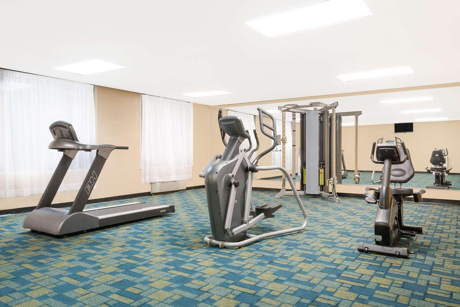Fitness/ Exercise Room - Ramada Inn & Conference Center Lexington