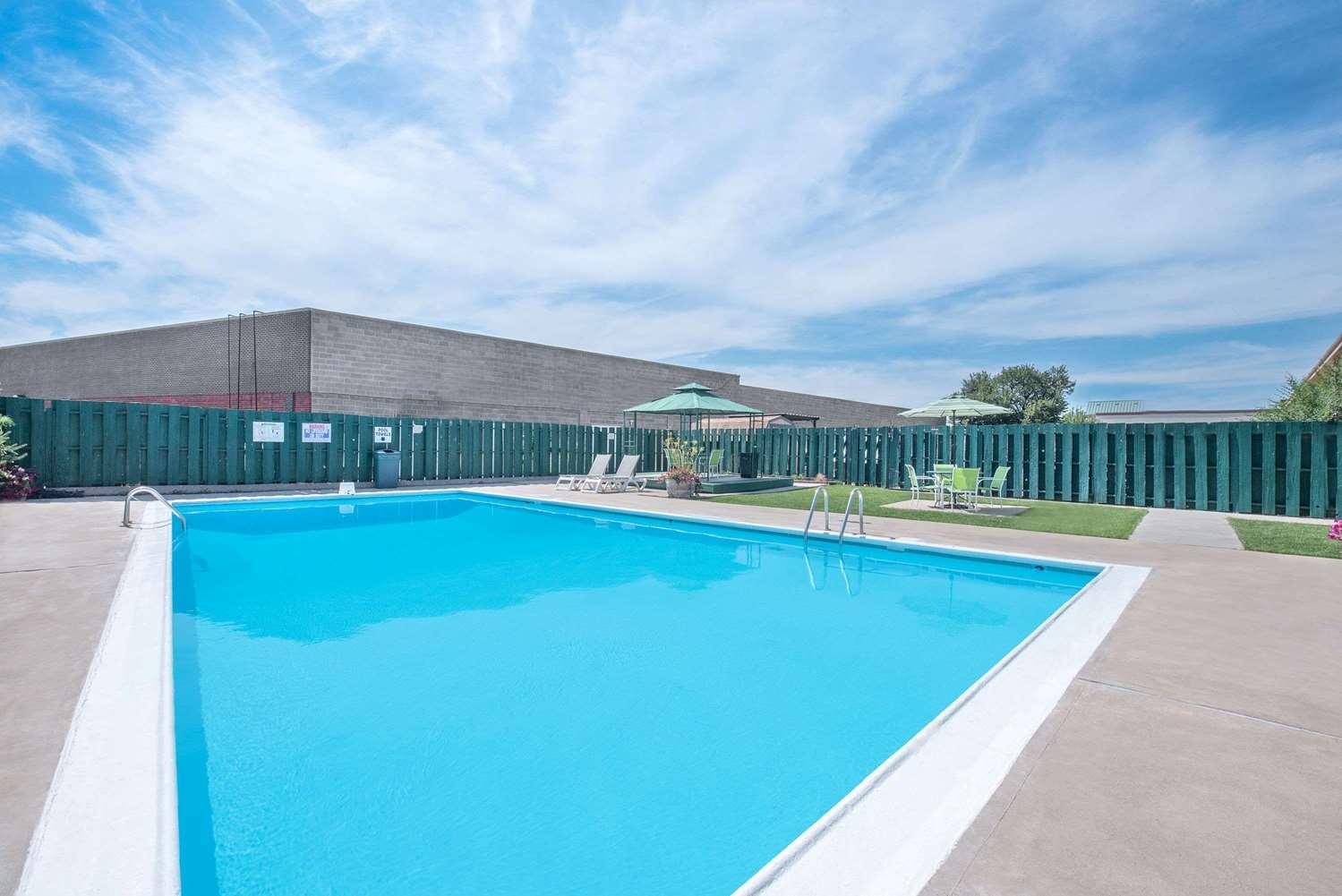 Pool - Days Inn West Rapid City
