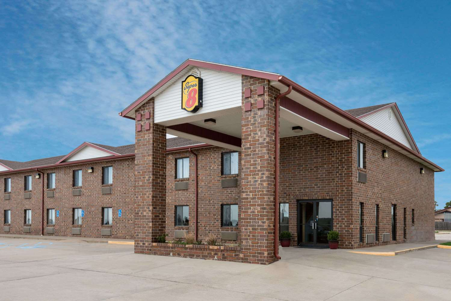 Exterior view - Super 8 Hotel WaKeeney