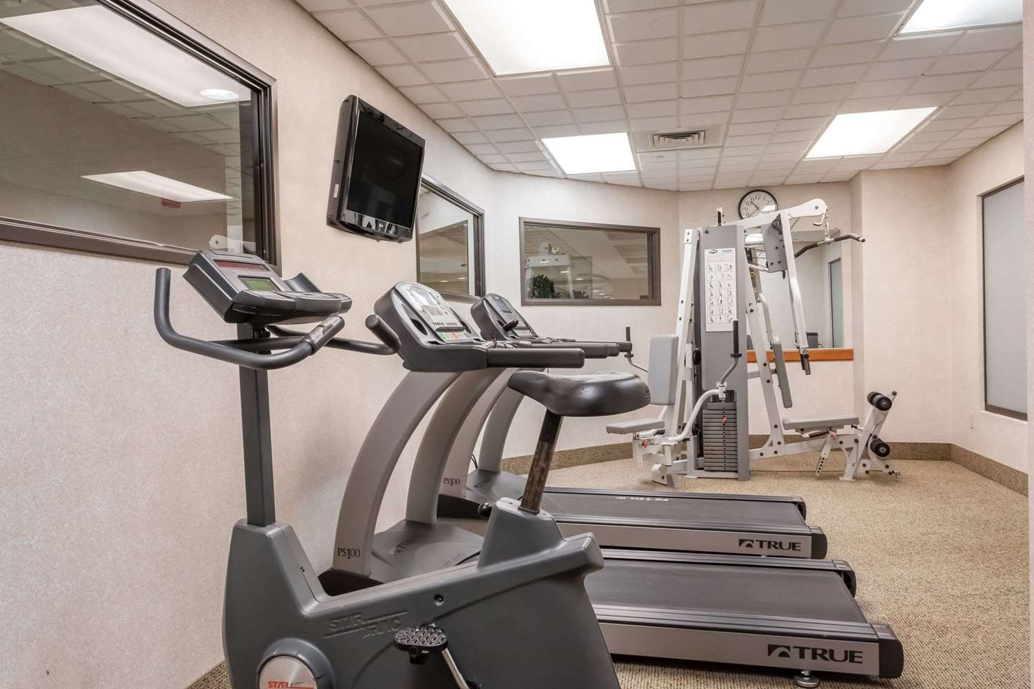 Fitness/ Exercise Room - Wingate by Wyndham Hotel Vineland