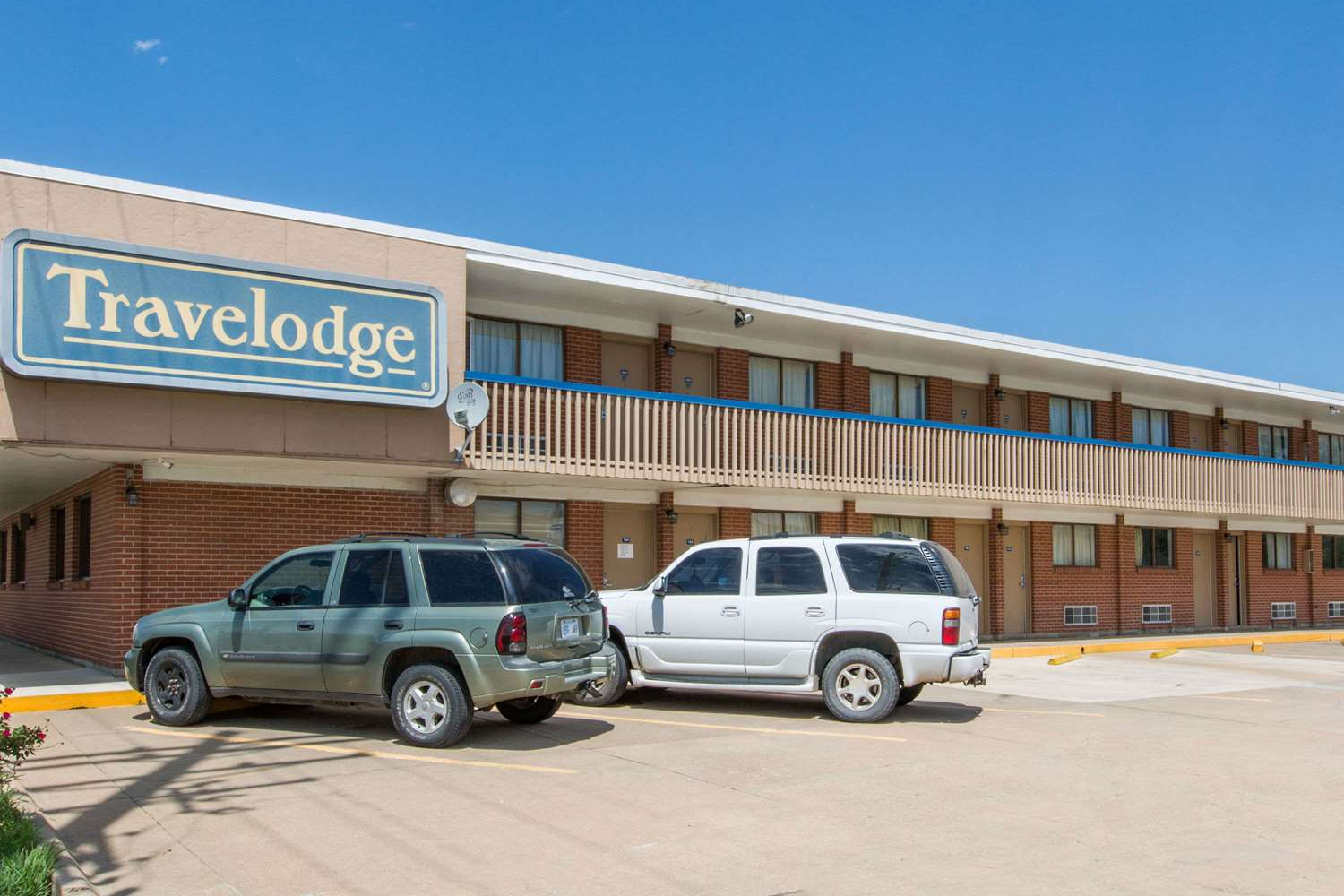 Exterior view - Travelodge Great Bend