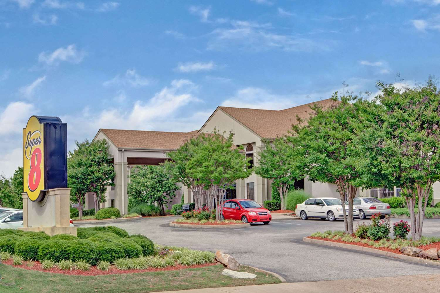 Exterior view - Super 8 Hotel Olive Branch