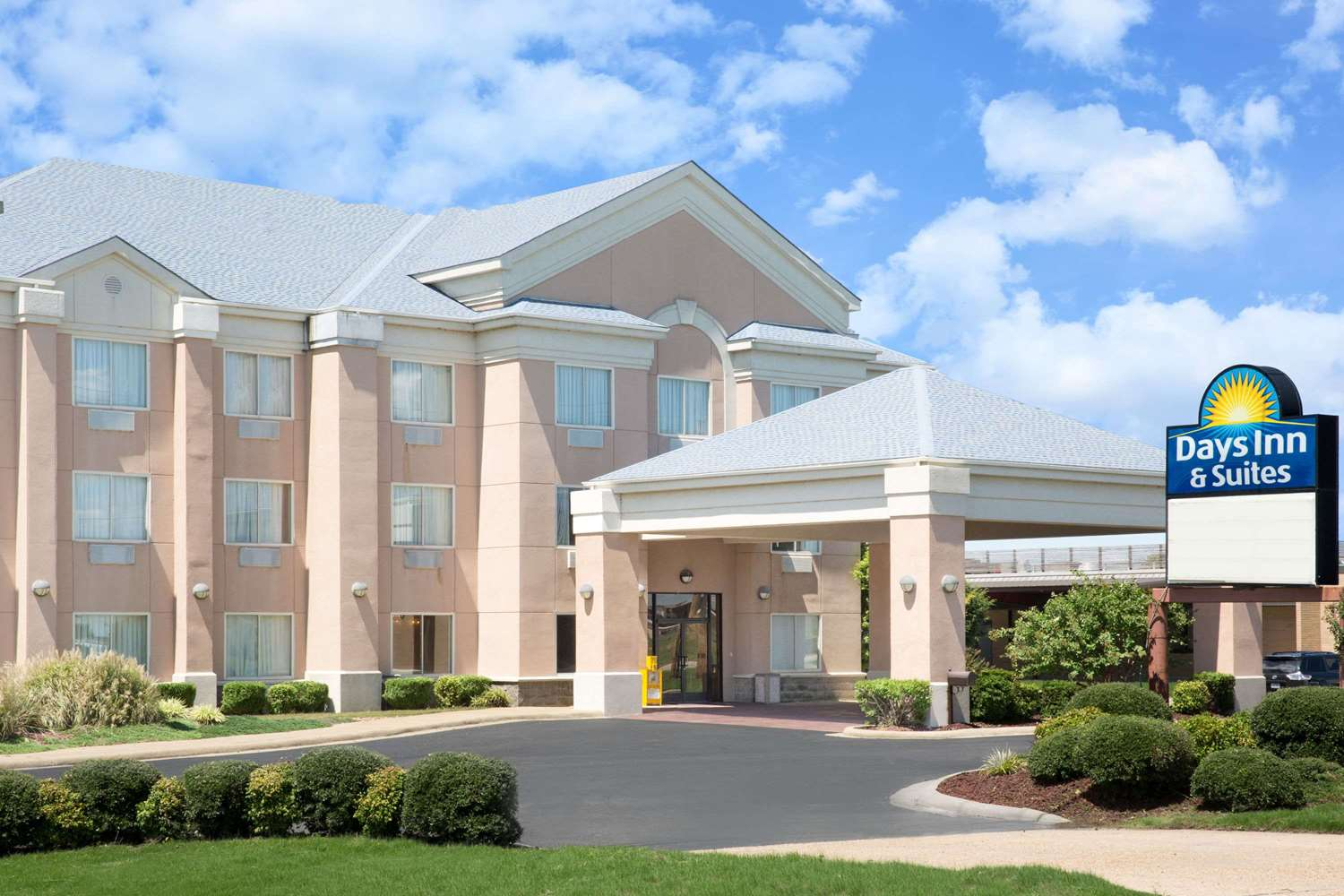 Exterior View Days Inn Suites Pocahontas