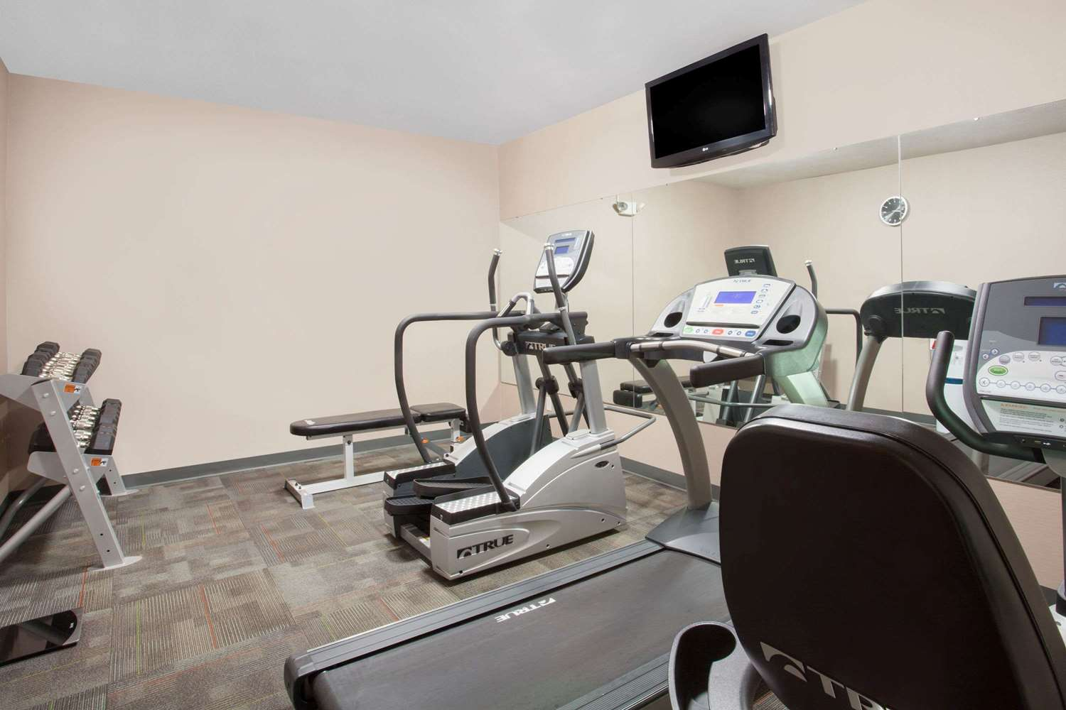 Fitness/ Exercise Room - Wingate by Wyndham Hotel Columbia