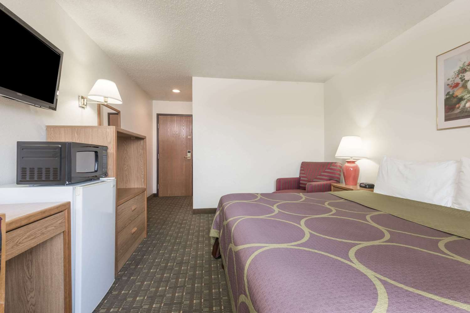 Room - Super 8 Hotel Florence