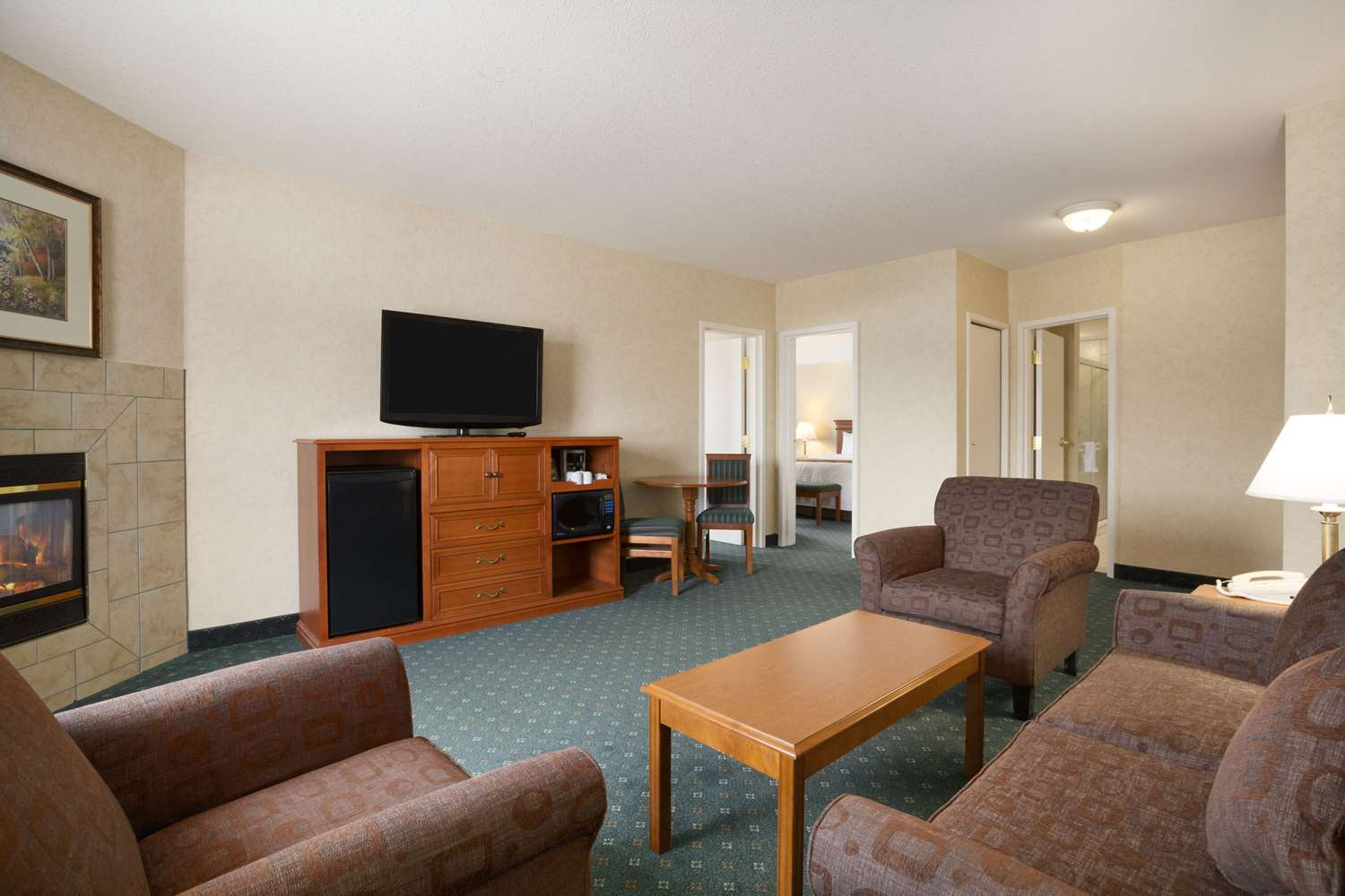 Suite - Travelodge Strathmore