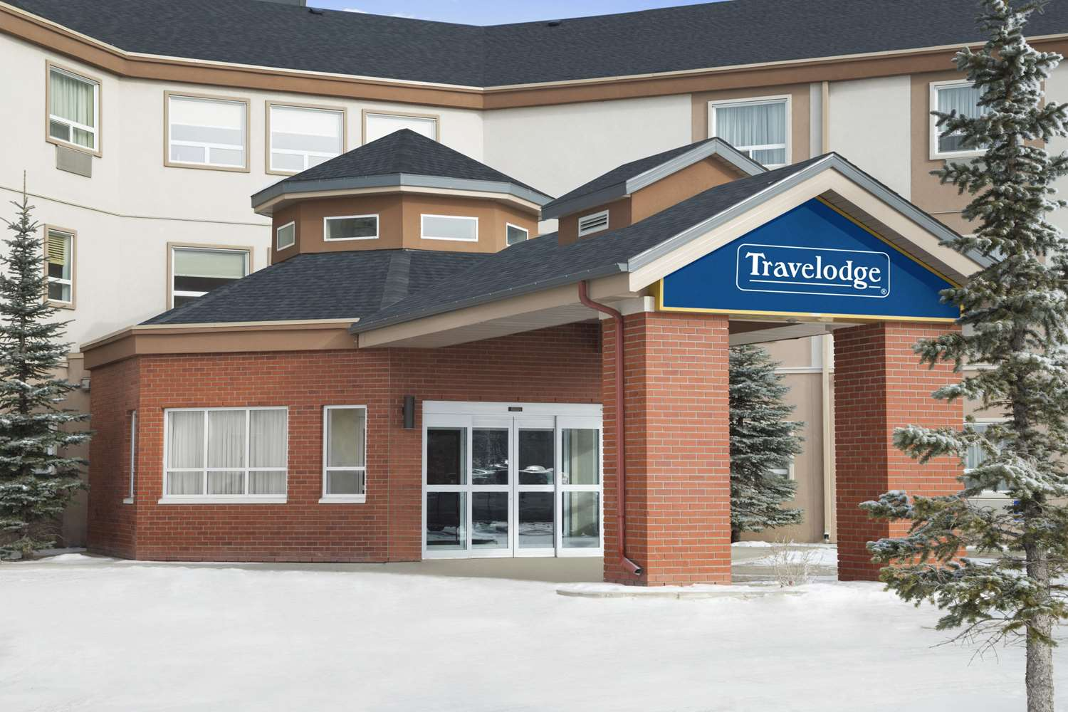 Exterior view - Travelodge Strathmore