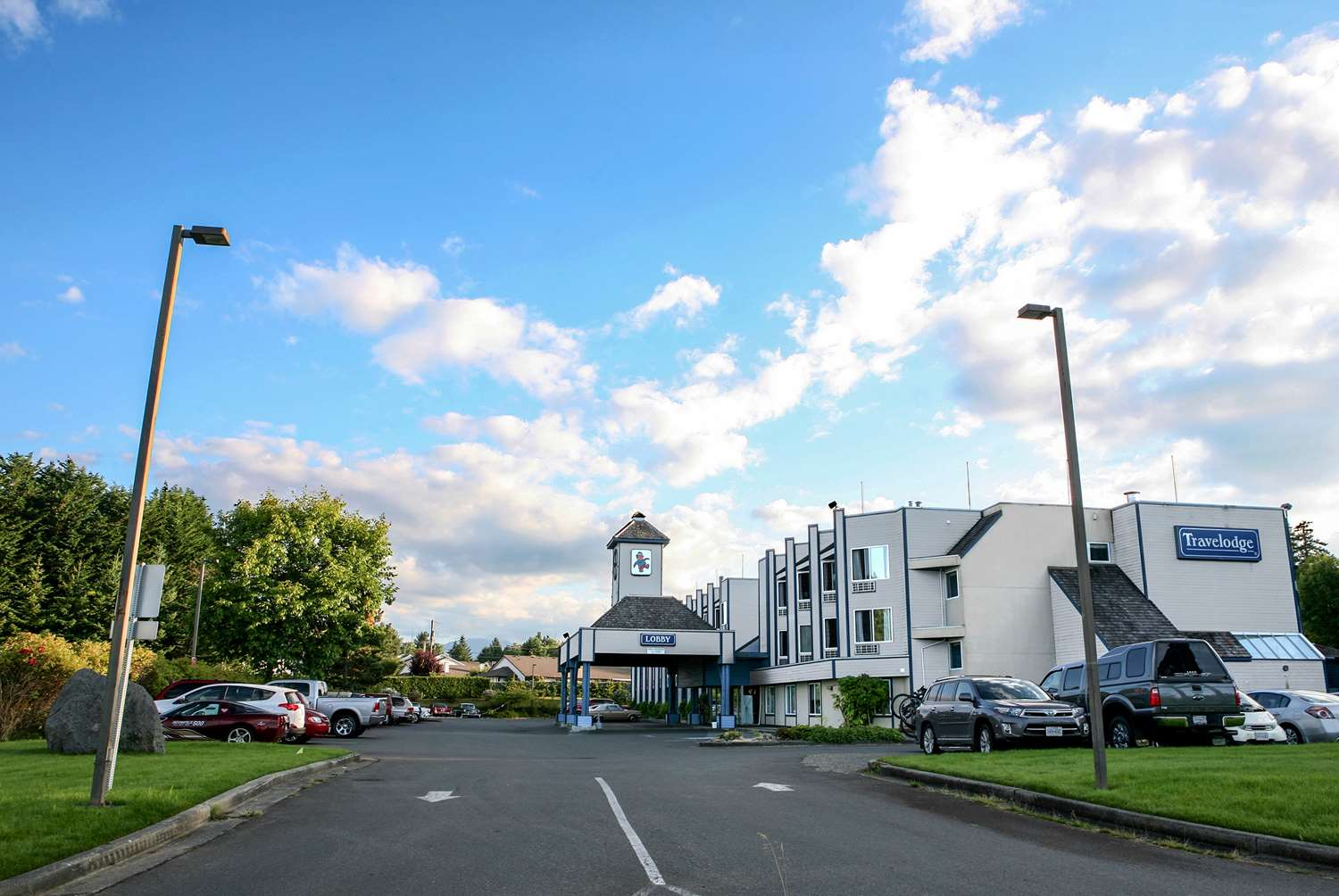 Exterior view - Travelodge Parksville