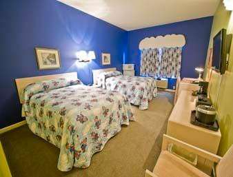Room - Travelodge Parksville