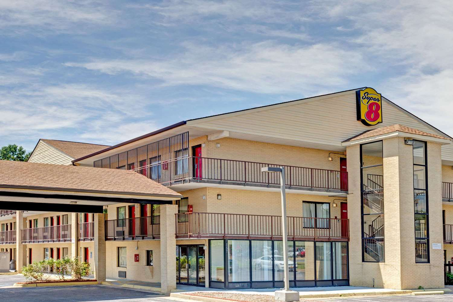 Welcome to the Super 8 Fredericksburg