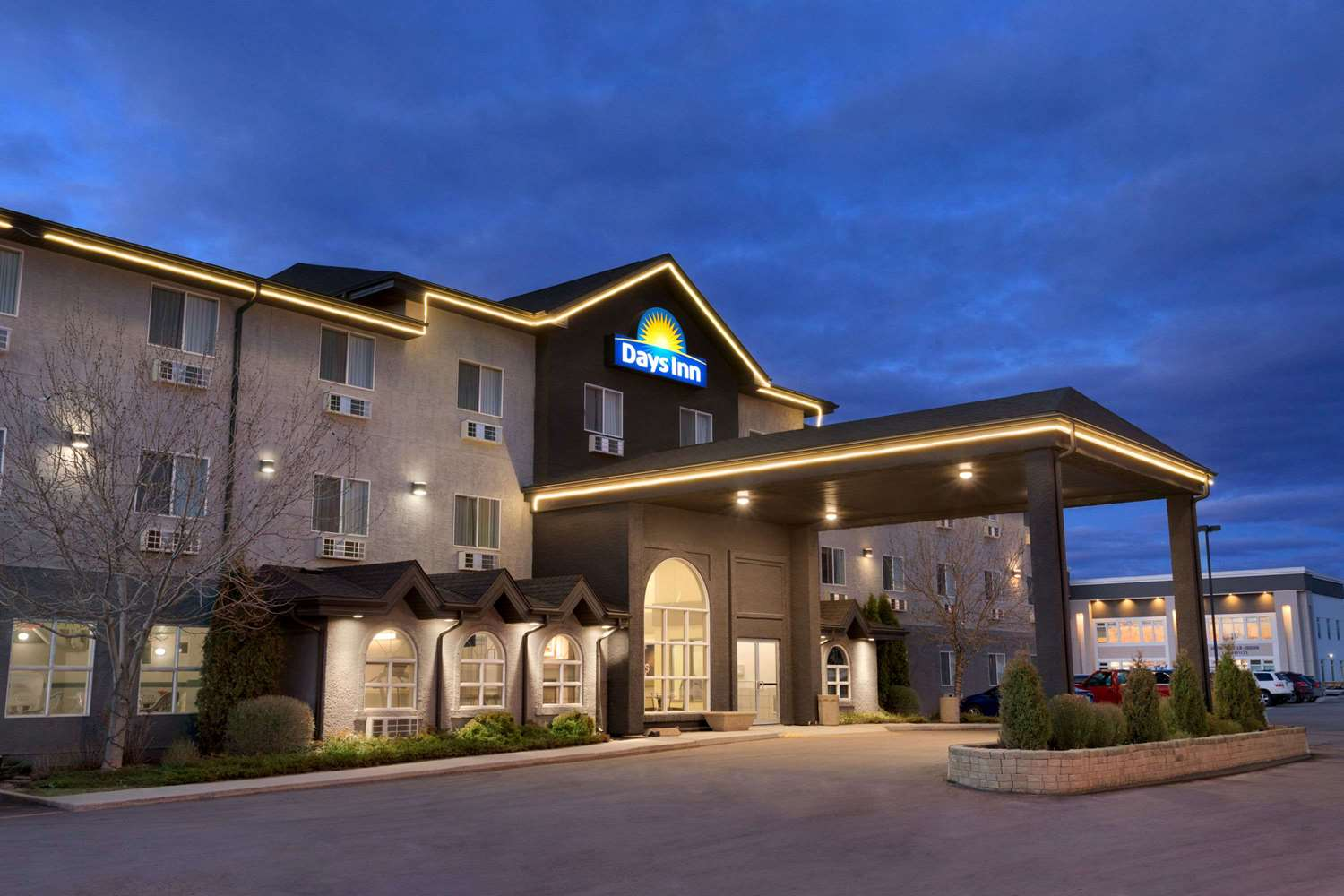 Exterior view - Days Inn Steinbach