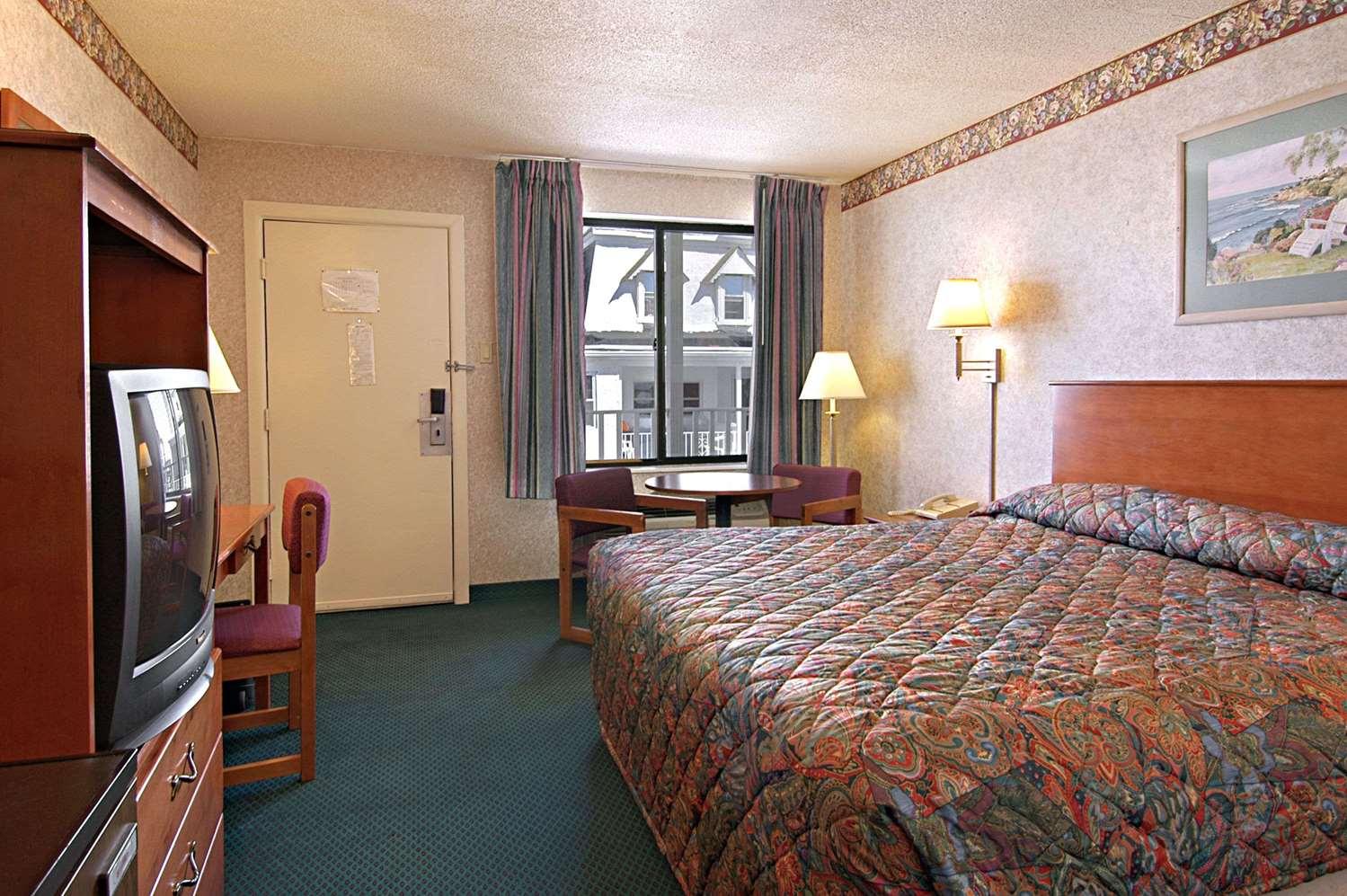 Room - Super 8 Hotel Atlantic City