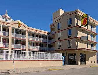 Exterior view - Super 8 Hotel Atlantic City