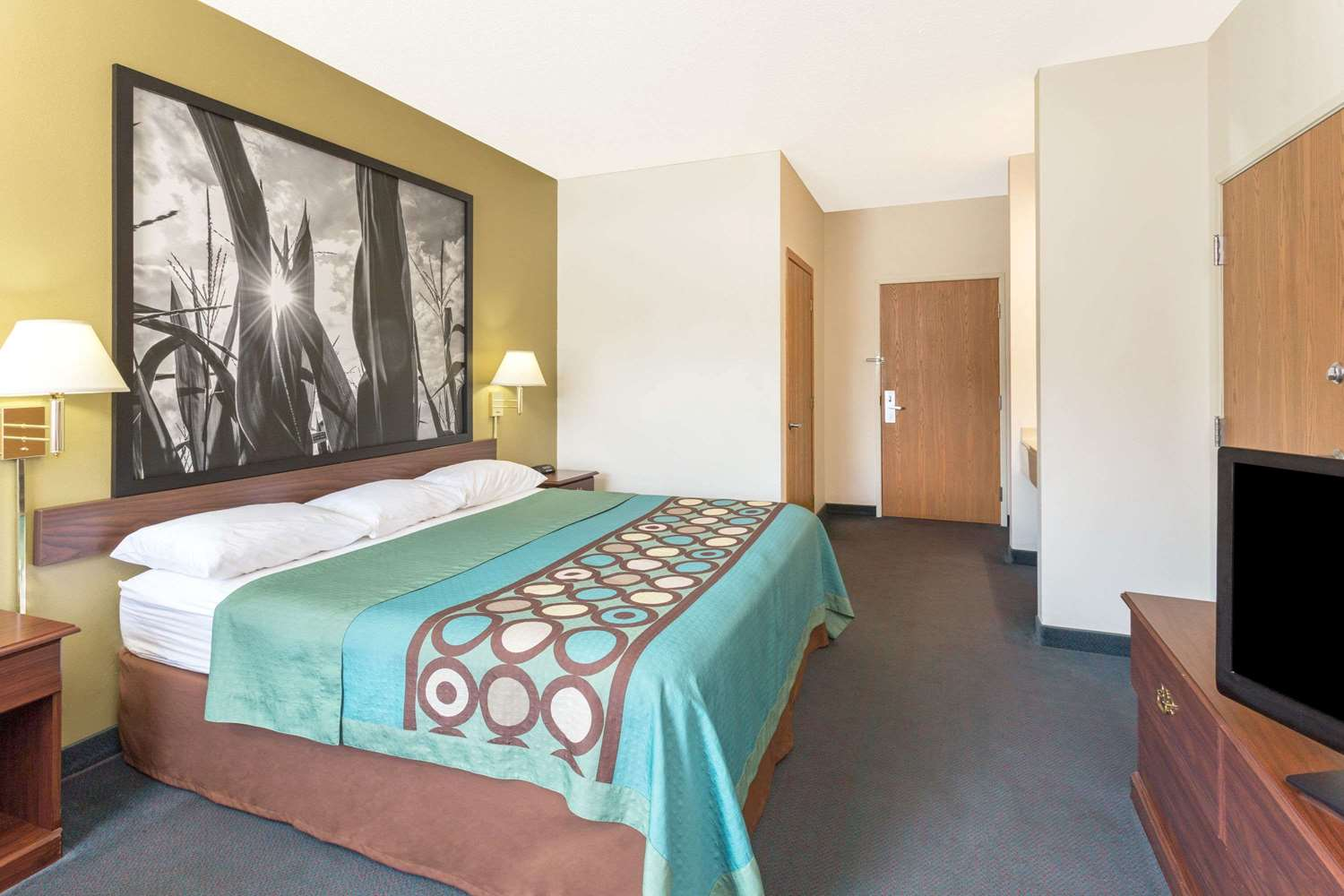Room - Super 8 Hotel Cresco