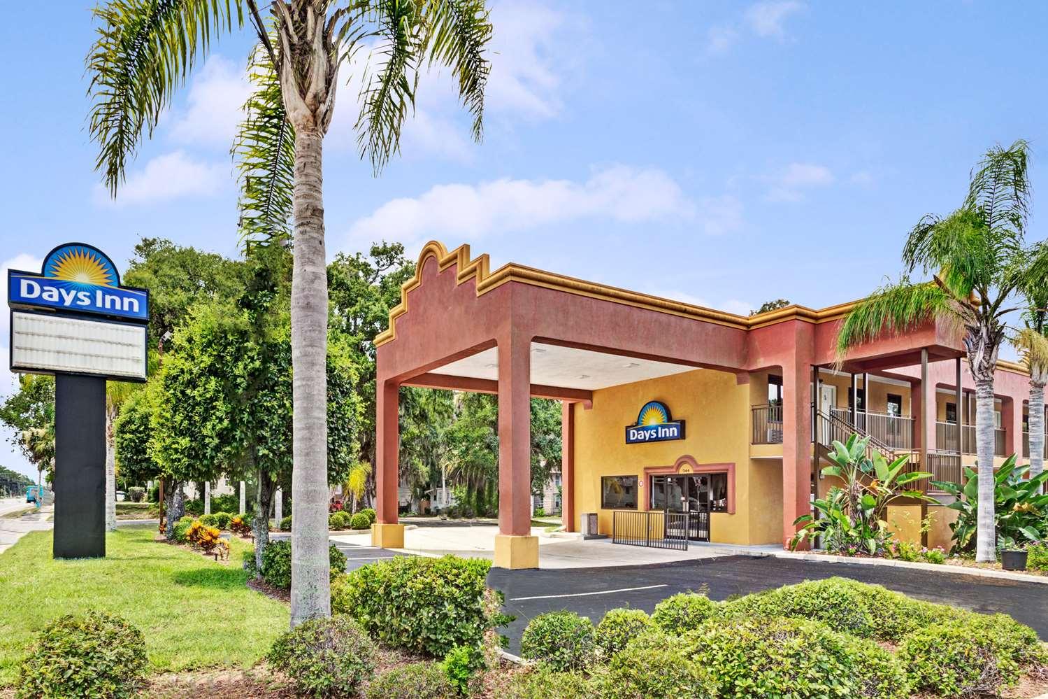 Exterior view - Days Inn Daytona Beach