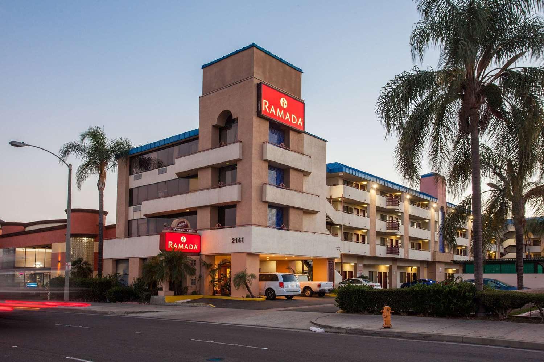 Exterior View   Ramada Hotel Convention Center Anaheim ... Design Ideas
