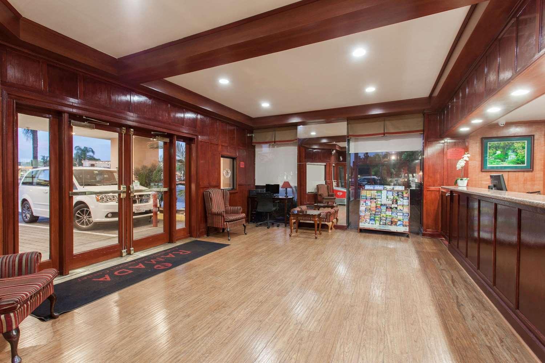 Lobby - Ramada Hotel Convention Center Anaheim