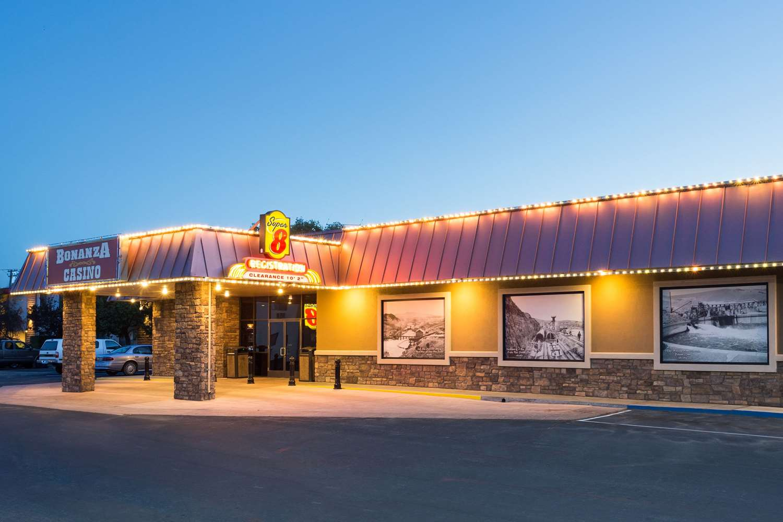 Exterior view - Super 8 Hotel Bonanza Inn & Casino Fallon