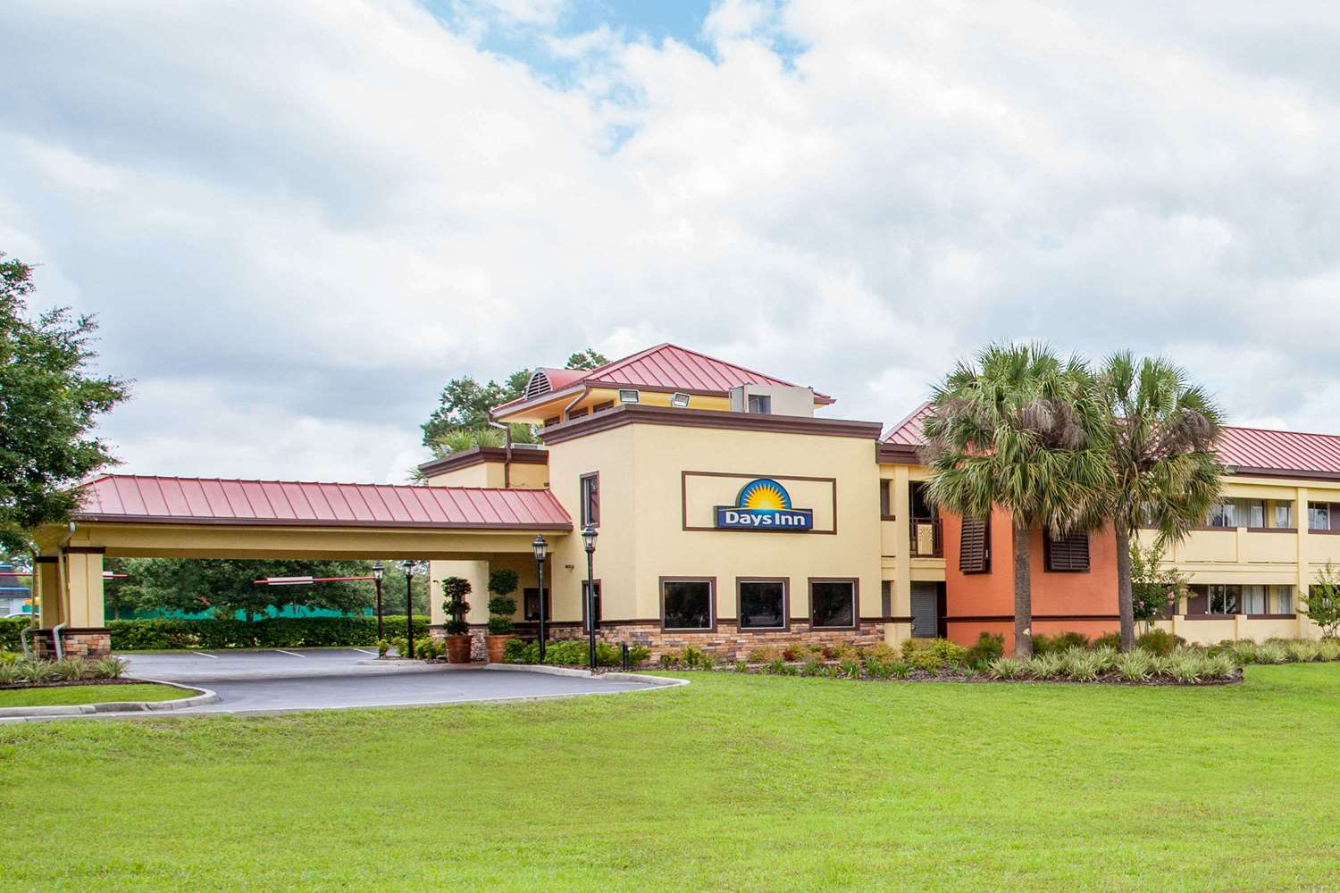 Exterior view - Days Inn Brooksville